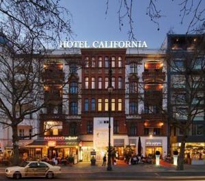 Hotel California am Kurfürstendamm
