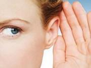 Заболевания уха и нарушения слуха