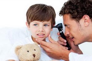 Детские ЛОР-заболевания