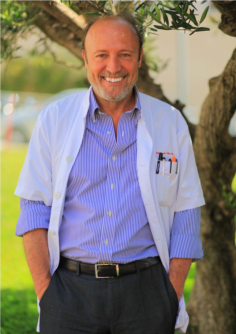 Доктор Пако Парри, Детская пластическая хирургия.