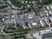 Многопрофильный клинический комплекс, г.Штутгарт